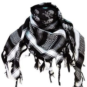Accessories - Skull scarf